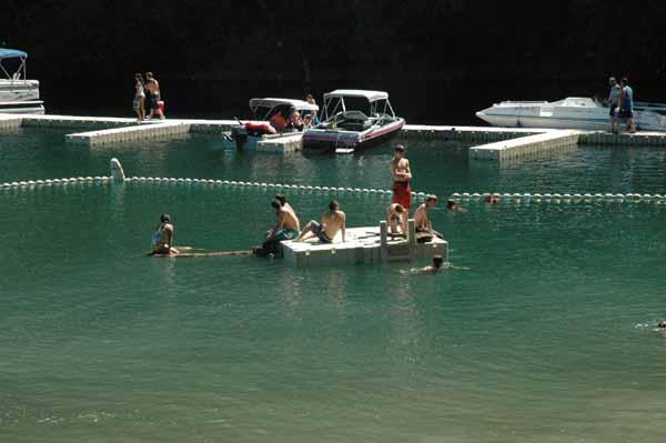 Lake merwin wedding